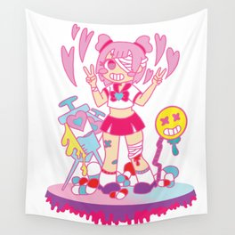 Amy Chan Wall Tapestry