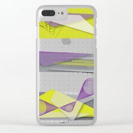 universe forms Clear iPhone Case