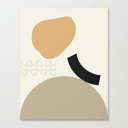 // Shape study #24 Canvas Print