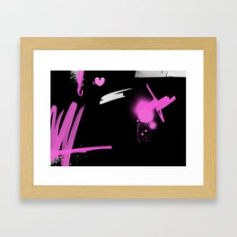 Lost in an Exceptional Oblivion Framed Art Print