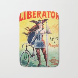 Liberator Bath Mat