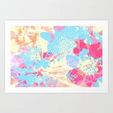 floral 005. Art Print