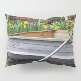 Papa's Boat Pillow Sham