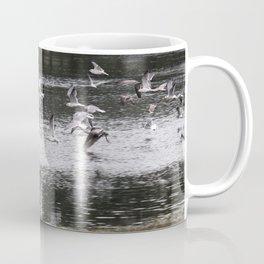 Birds on the run Coffee Mug