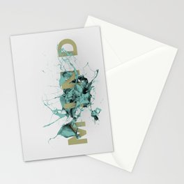 Mind Blown Stationery Cards