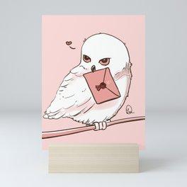 Hedwig Mini Art Print