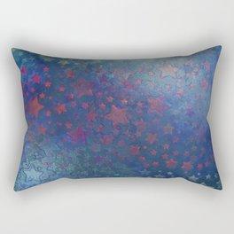 """Night of stars and dreams"" Rectangular Pillow"