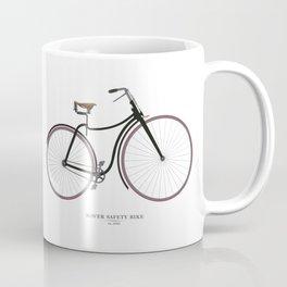 Vintage Rover Safety Bike Coffee Mug