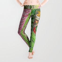 Jungle animals Leggings