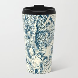 Horsemen of the Apocalypse Travel Mug