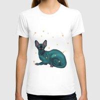 sphynx T-shirts featuring Sphynx by Illness
