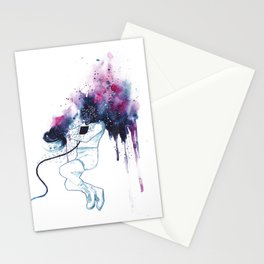 [I NEED SPACE] Stationery Cards