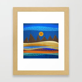 Textures/Abstract 143 Framed Art Print