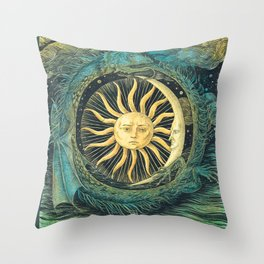 Perpetuity Throw Pillow