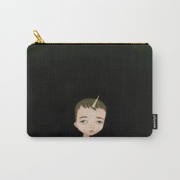 Unicorn Boy Carry-All Pouch