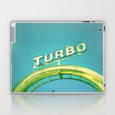 Turbo Laptop & iPad Skin