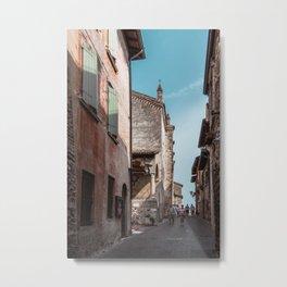Italian roads Metal Print