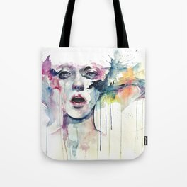 learn to bloom Tote Bag