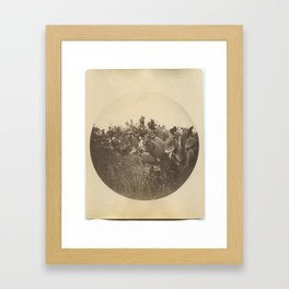 Prickly Pears Framed Art Print
