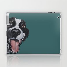 Maeby the border collie mix Laptop & iPad Skin