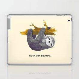 Never stop dreaming Laptop & iPad Skin