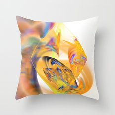 Mirrow Throw Pillow