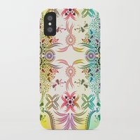 bohemian iPhone & iPod Cases featuring Bohemian  by famenxt