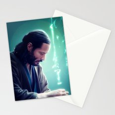 I will search for you Stationery Cards