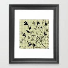 Whispering Breeze Framed Art Print