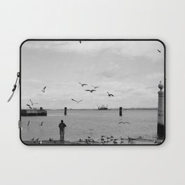 Tejo and the birds Laptop Sleeve