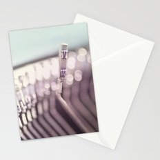 W is for wonderful Stationery Cards