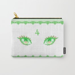 Sailor Jupiter Eyes Carry-All Pouch