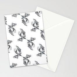 Crunchy Leaf Stationery Cards