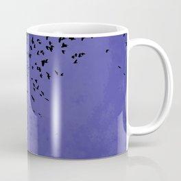 Purple Flight Coffee Mug