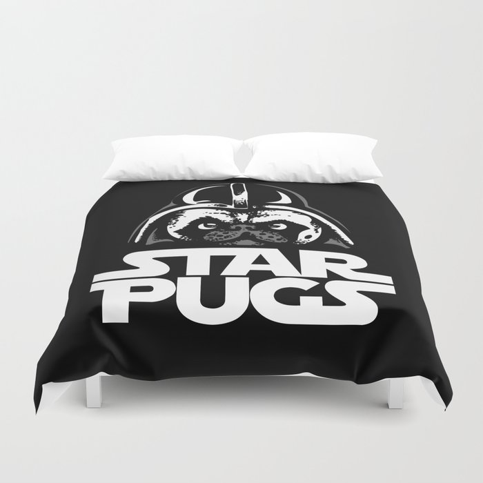 Welcome to the Dark Side Duvet Cover