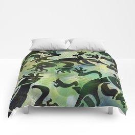 Cave Art Comforters