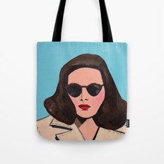 leave her to heaven Tote Bag