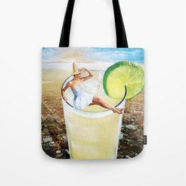 Summer's End Tote Bag