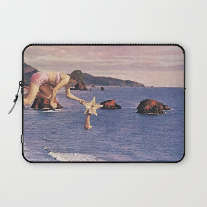 Starfishing Laptop Sleeve