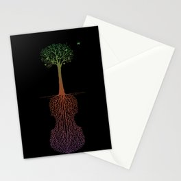 Rooted Sound IV Stationery Cards