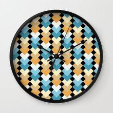 Sea Diamond  Wall Clock