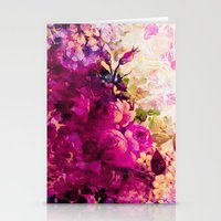 climbing Stationery Cards featuring climbing  roses by clemm
