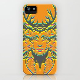 GOD II iPhone Case