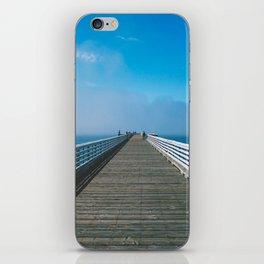 Boardwalking iPhone Skin
