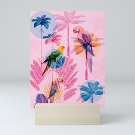 Jungle fantasy Mini Art Print