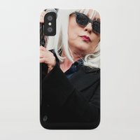 blondie iPhone & iPod Cases featuring Blondie by Euan Anderson