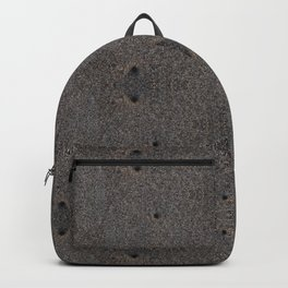 Sand Wormholes. Backpack