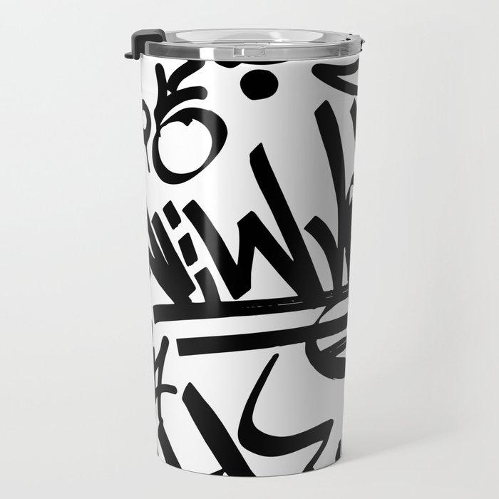 NY Street Travel Mug