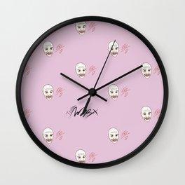 Fifty N' Awe Wall Clock