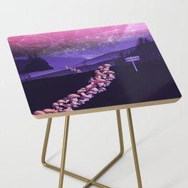 Mushroom Wanderlust Side Table